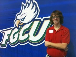 FGCU's Andrew Friedgen