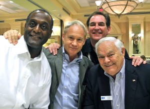 Robert Green, Jr., KC Schulberg, Randall Kenneth Jones, Phil Beuth