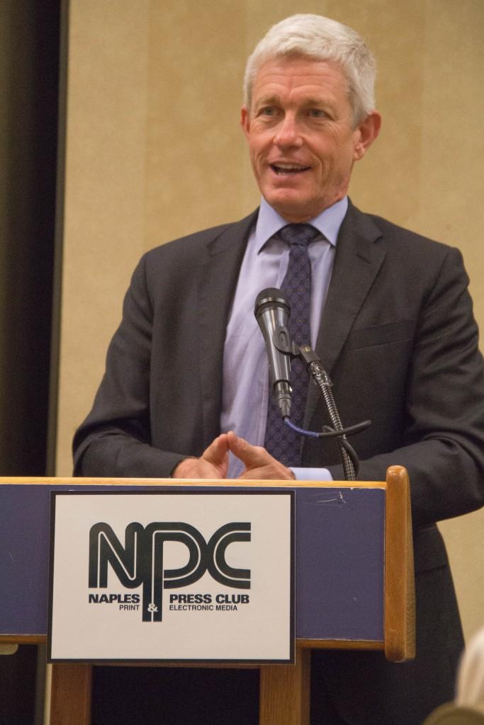 NPC Richard Broome - Photos by Kevin Randall Jones (1 of 13)