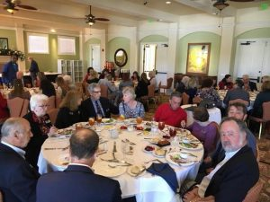 Annual Meeting and Holiday Luncheon @ Tiburon Golf Club