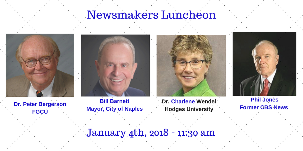 Newsmakers Luncheon